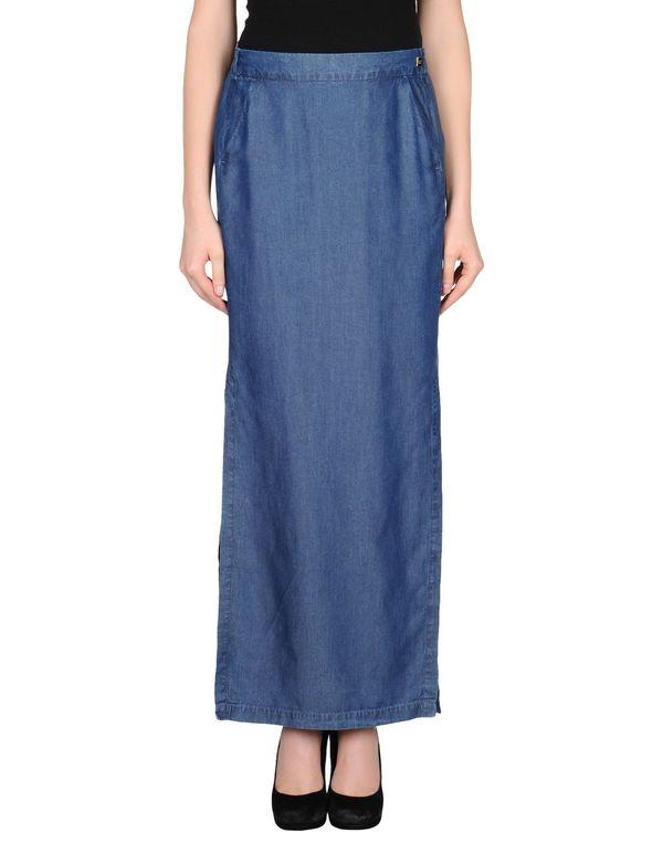 蓝色 KAOS 牛仔半裙