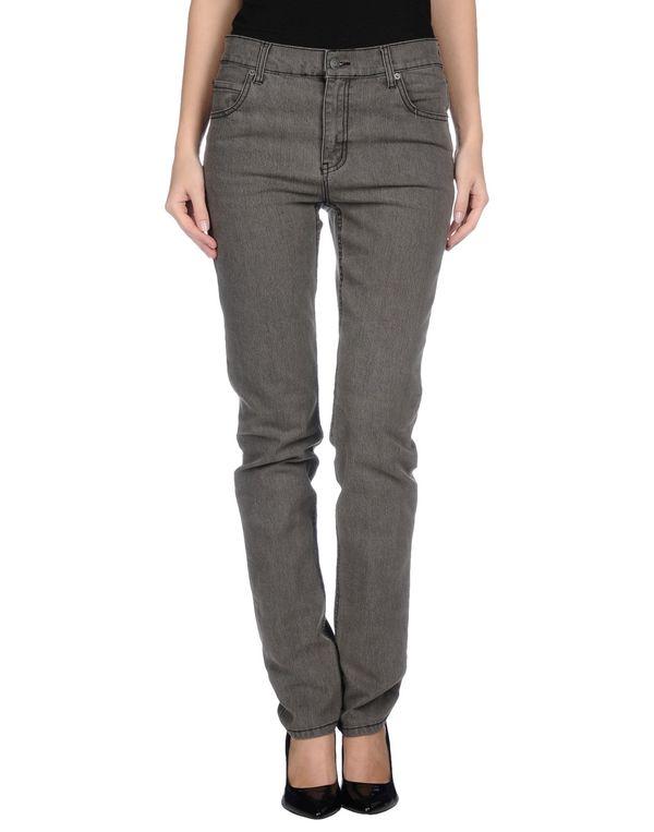 灰色 CHEAP MONDAY 牛仔裤