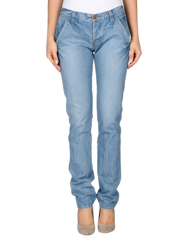 蓝色 J BRAND 牛仔裤