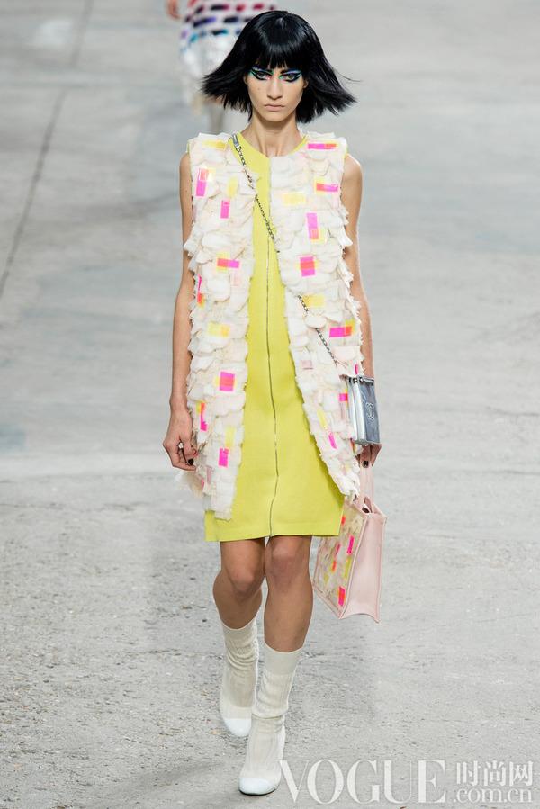 Chanel2014春夏时装秀