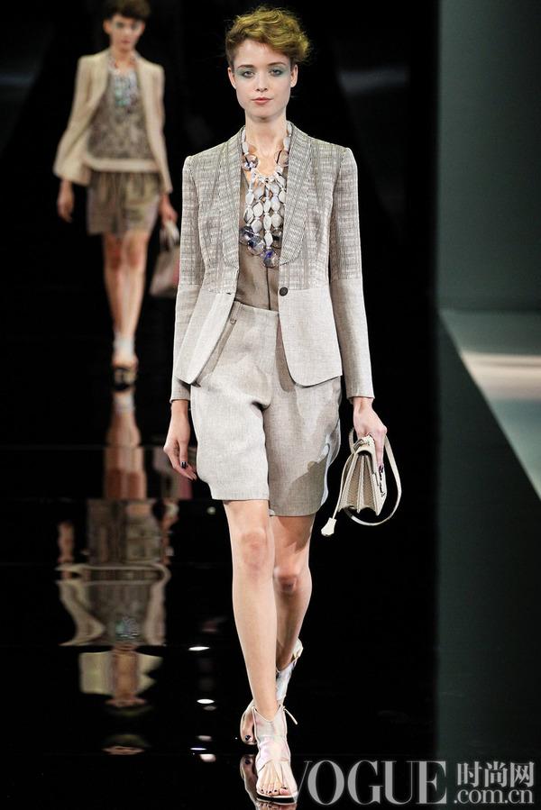 Giorgio Armani2014春夏时装秀