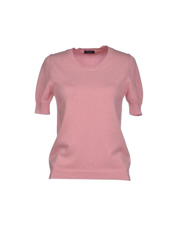 粉红色 CRUCIANI 套衫