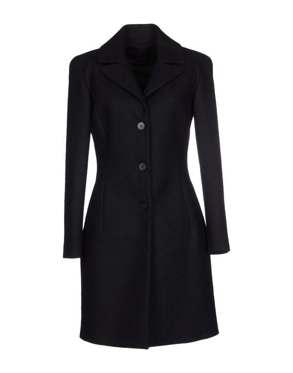 黑色 KARL LAGERFELD 大衣