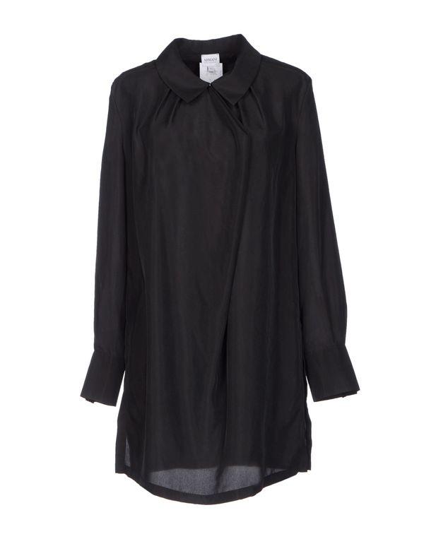 黑色 ARMANI COLLEZIONI 女士衬衫