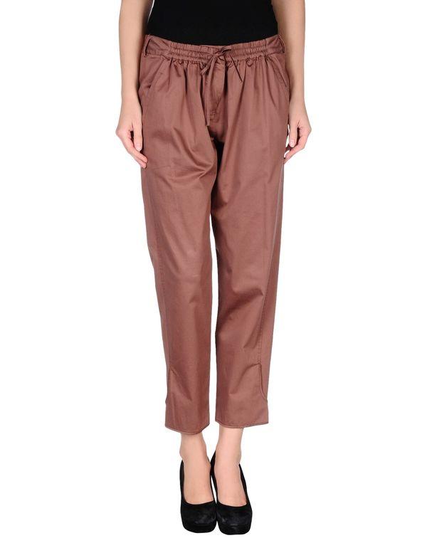 巧克力色 HOSS INTROPIA 裤装