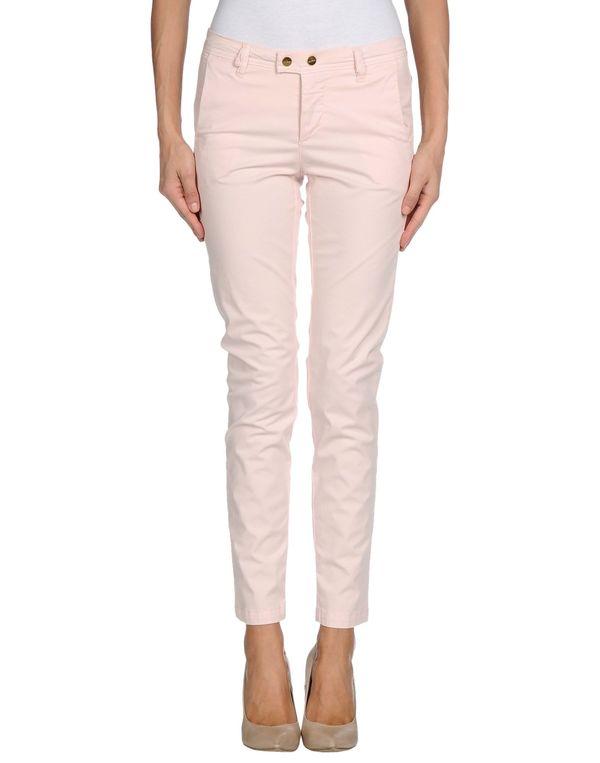 粉红色 PEUTEREY 裤装