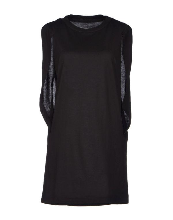 黑色 MAISON MARTIN MARGIELA 1 T-shirt