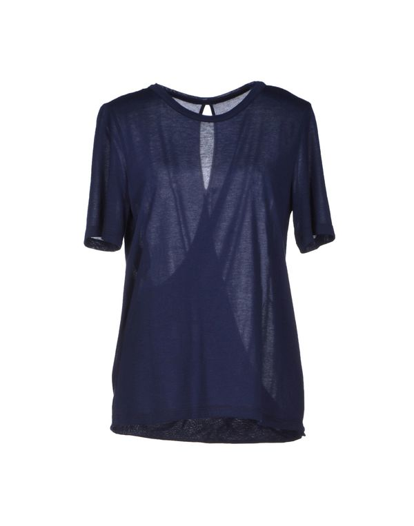 深藏青 MAISON MARTIN MARGIELA 4 T-shirt