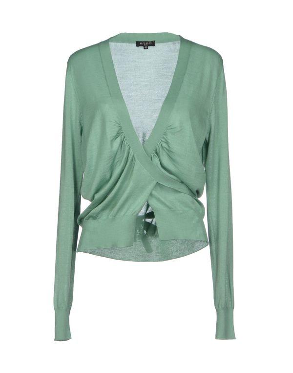 绿色 ETRO 针织开衫
