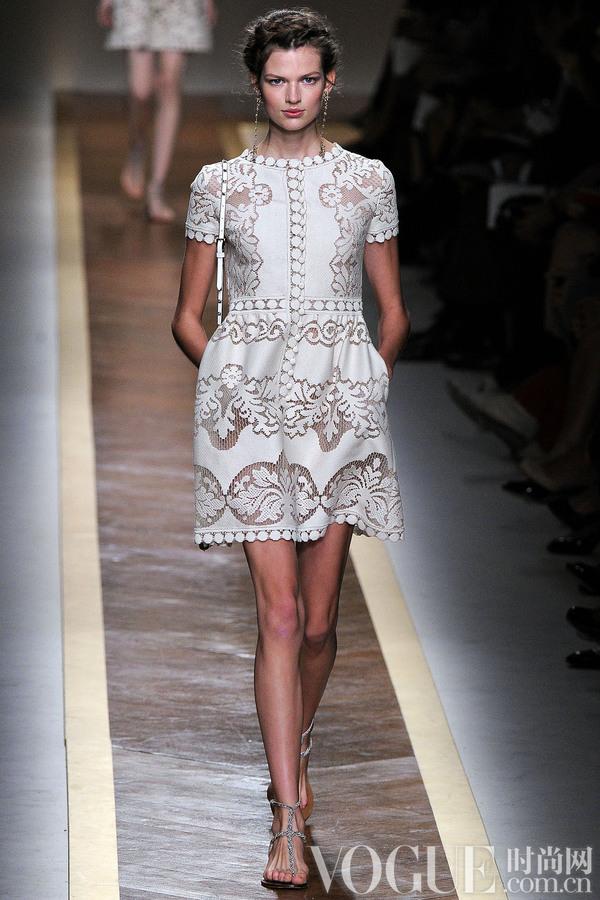 Valentino2012春夏时装秀