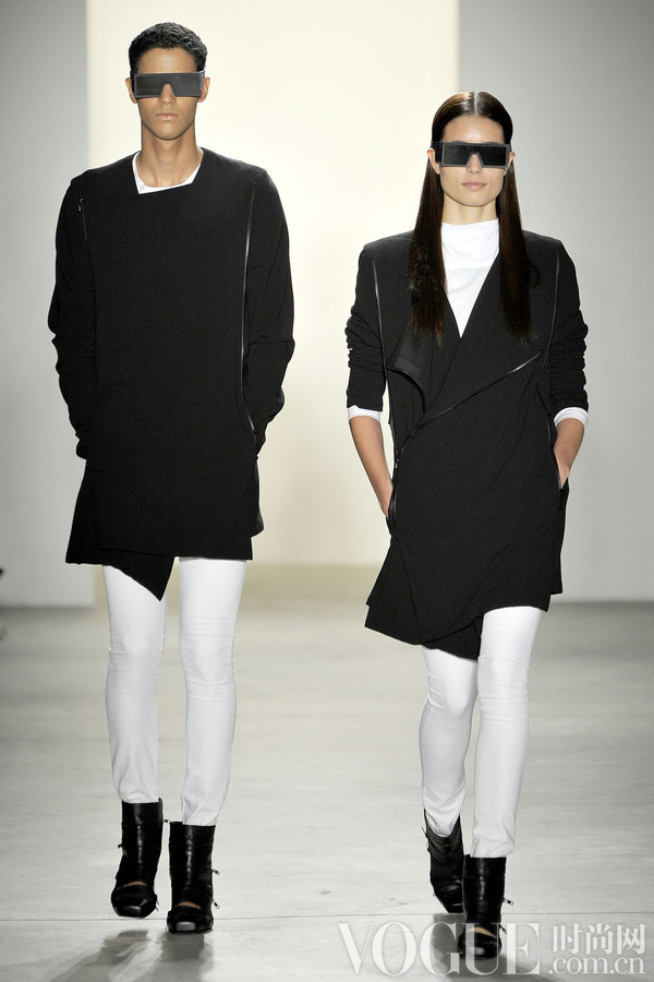 RAD by Rad Hourani2011春夏时装秀