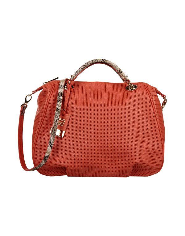 珊瑚红 CLASS ROBERTO CAVALLI Handbag