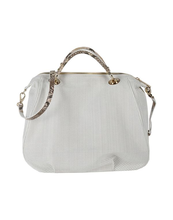 象牙白 CLASS ROBERTO CAVALLI Handbag