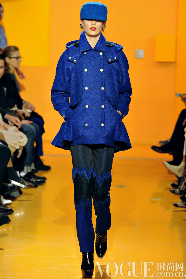 Kenzo2012秋冬时装秀