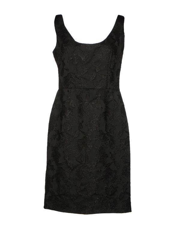 黑色 VALENTINO ROMA 短款连衣裙