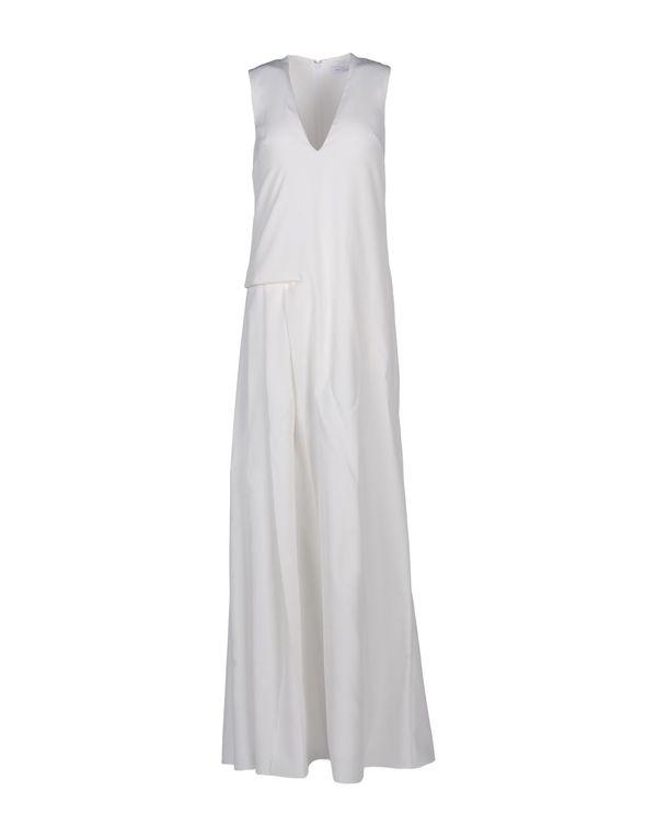 白色 VIKTOR & ROLF 长款连衣裙