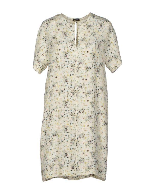 象牙白 JOSEPH 短款连衣裙