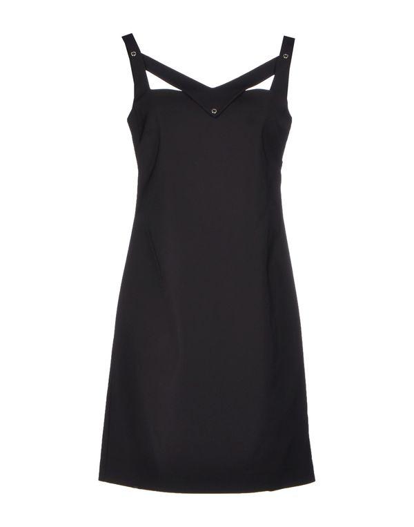 黑色 VERSUS 短款连衣裙