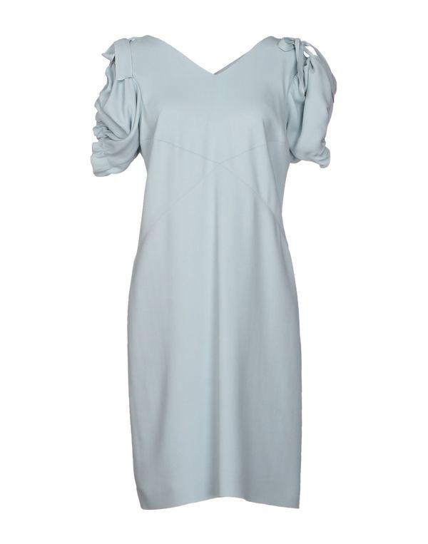 天蓝 VALENTINO ROMA 短款连衣裙