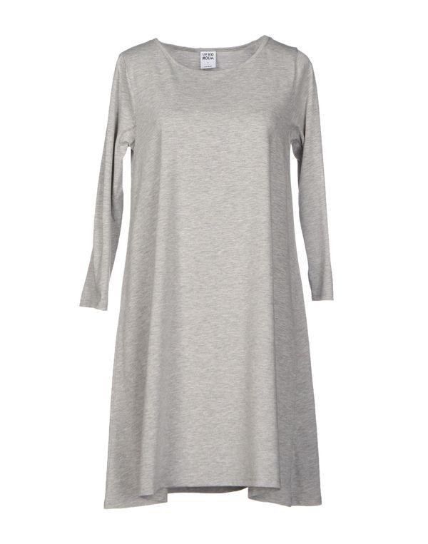 淡灰色 VERO MODA 短款连衣裙