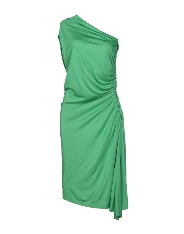 绿色 RALPH LAUREN 短款连衣裙