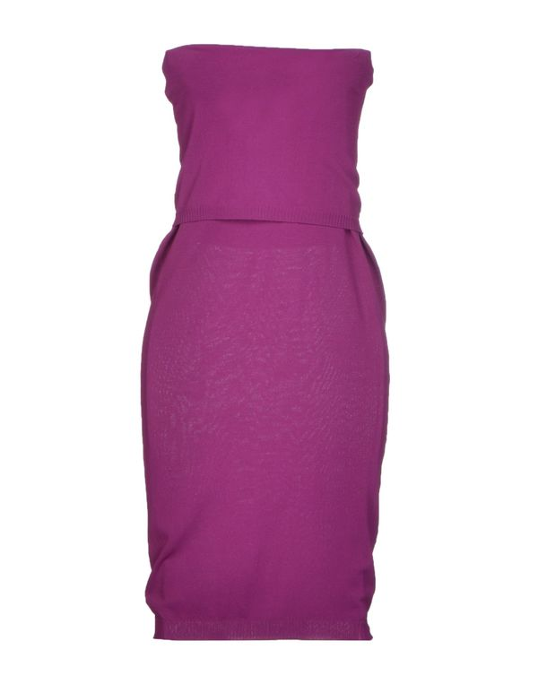 紫红 ANTONIO MARRAS 短款连衣裙