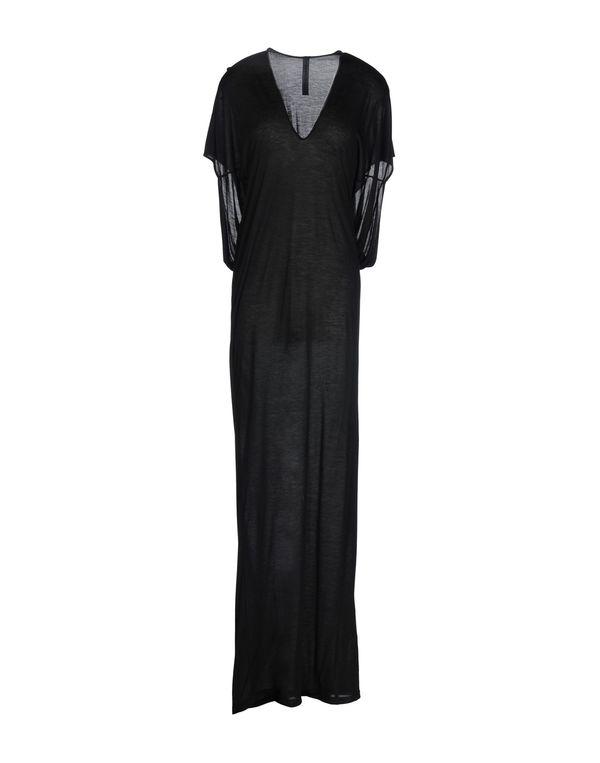 黑色 GARETH PUGH 长款连衣裙