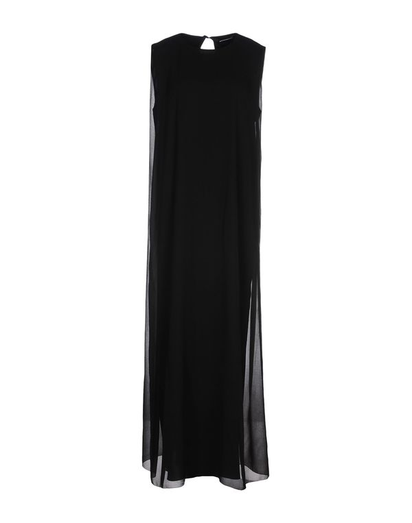 黑色 NEW YORK INDUSTRIE 长款连衣裙