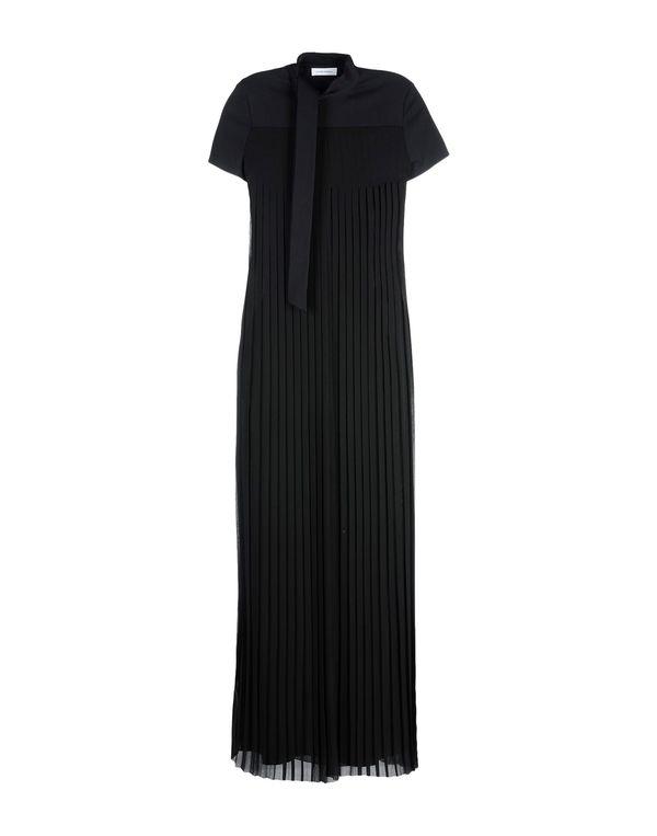 黑色 COSTUME NATIONAL 长款连衣裙
