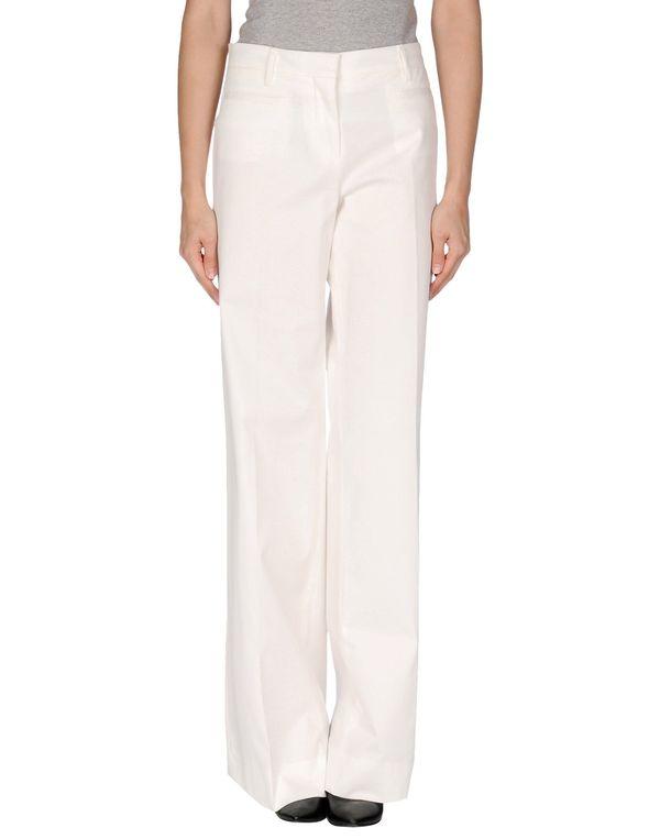 白色 MIU MIU 裤装