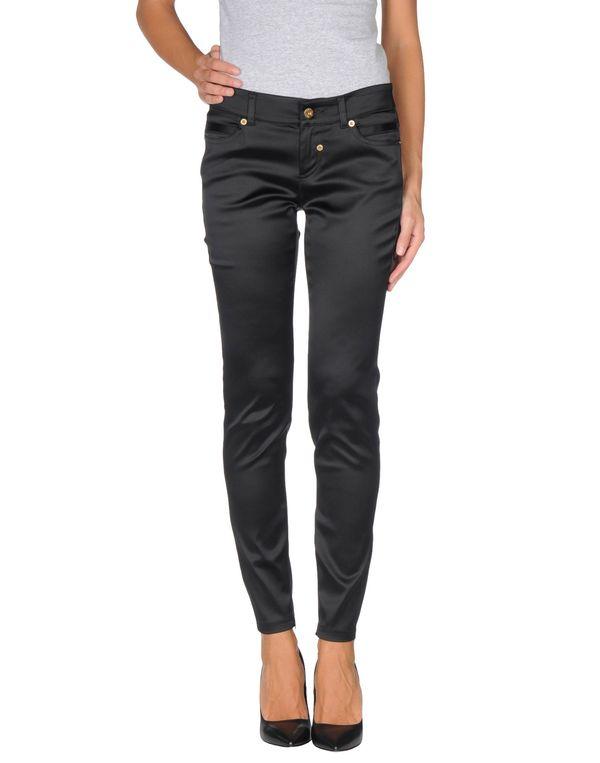 黑色 D&G 裤装
