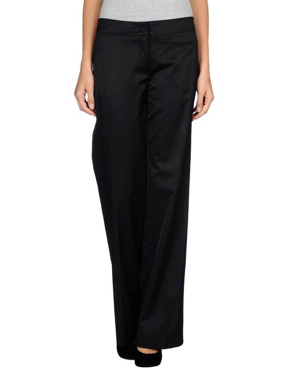黑色 REDVALENTINO 裤装