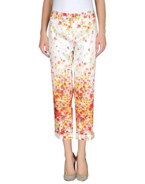 白色 BLUGIRL BLUMARINE 裤装