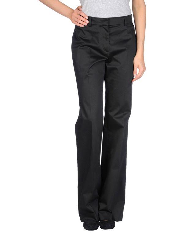 黑色 GUNEX 裤装