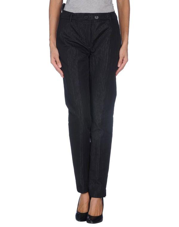 黑色 KENZO 裤装