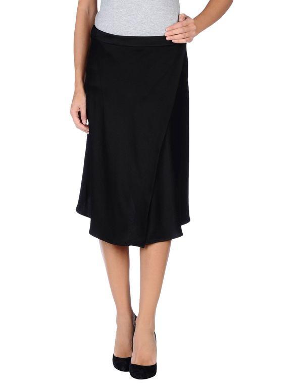 黑色 KENZO 及膝半裙