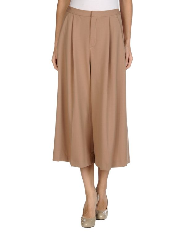 驼色 MSGM 半长裙