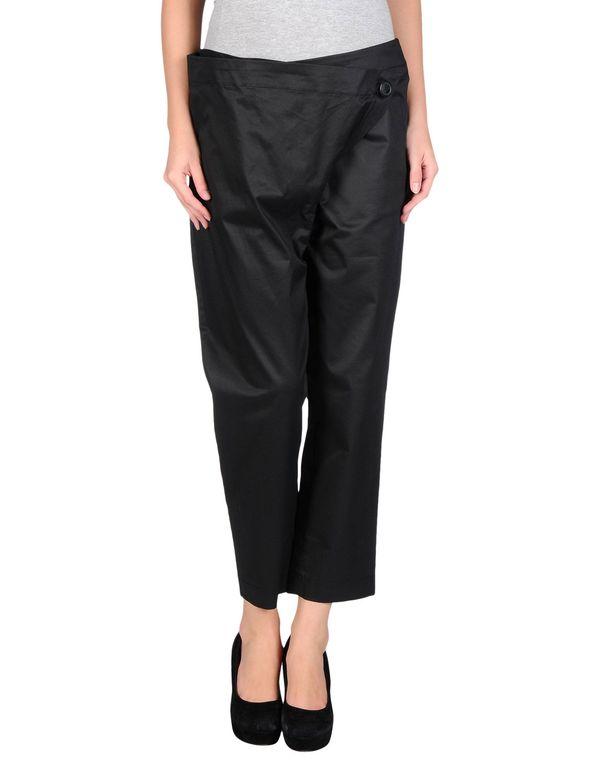 黑色 VIVIENNE WESTWOOD ANGLOMANIA 裤装