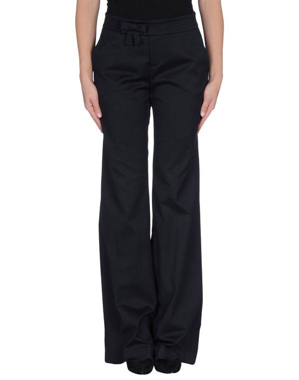 深藏青 REDVALENTINO 裤装