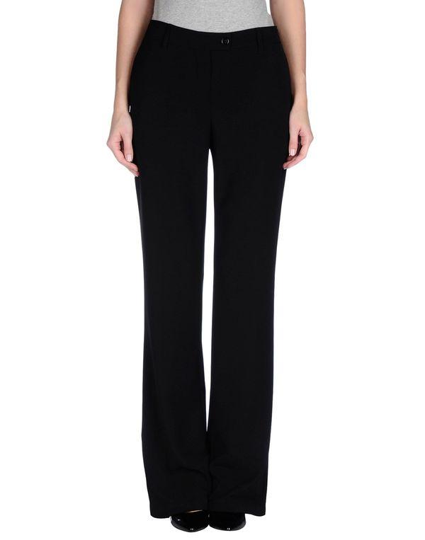 黑色 MOSCHINO CHEAPANDCHIC 裤装