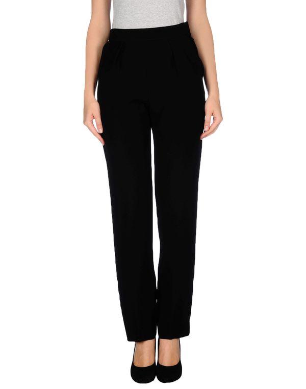 黑色 BALENCIAGA 裤装