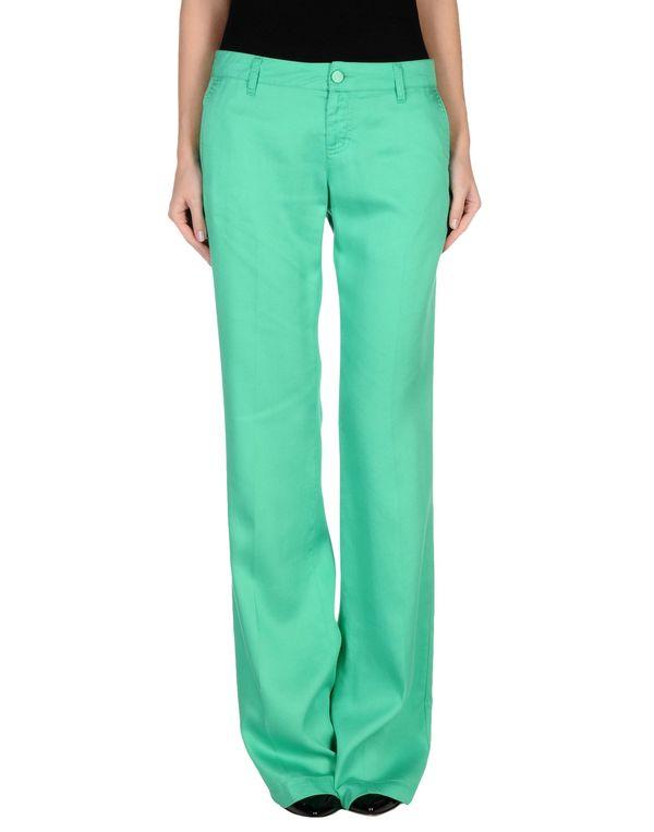 绿色 GUCCI 裤装