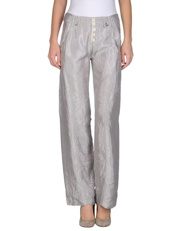 灰色 HIGH 裤装