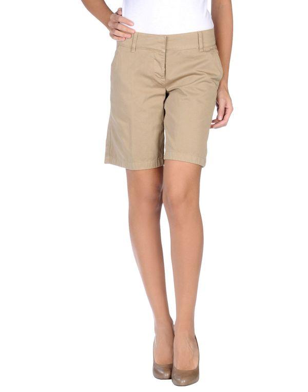 沙色 ASPESI 百慕达短裤