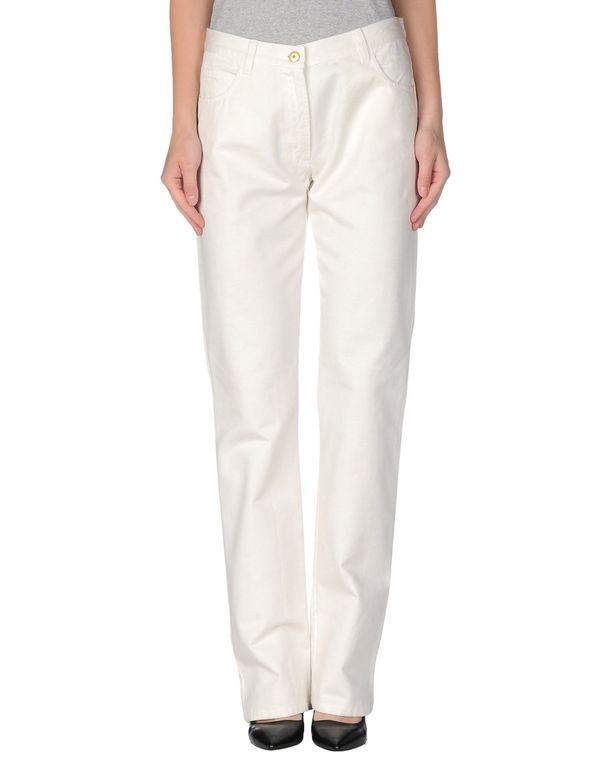 白色 ERMANNO SCERVINO 裤装
