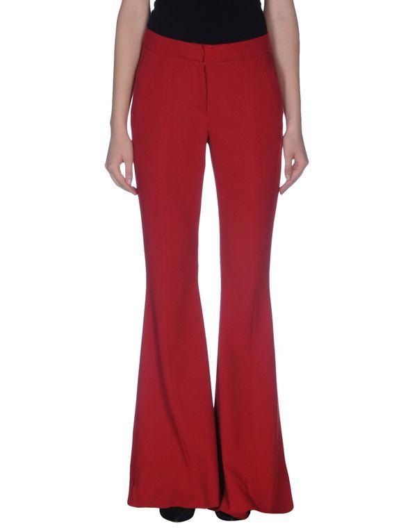 砖红 GARETH PUGH 裤装