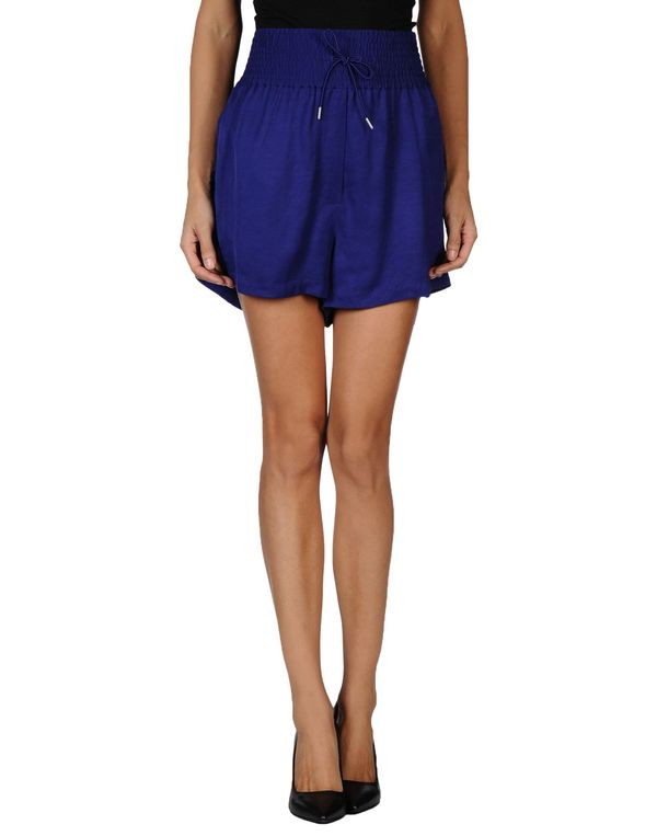 深紫色 ACNE STUDIOS 短裤