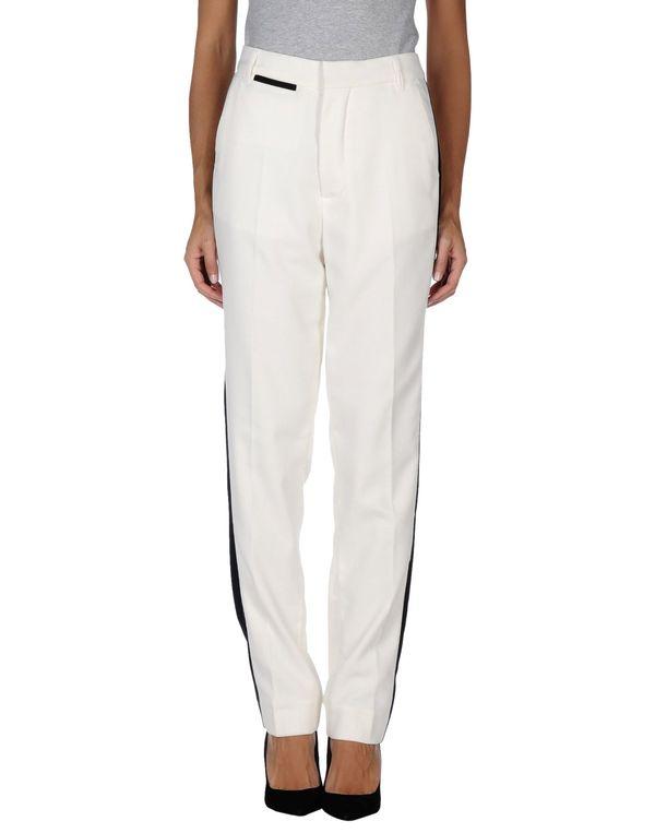 白色 BLK DNM 裤装