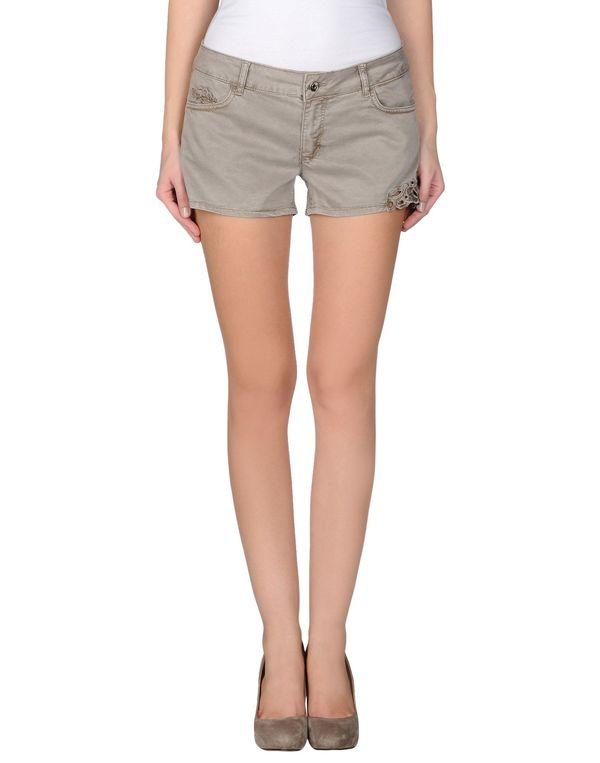 灰色 LIU •JO JEANS 短裤
