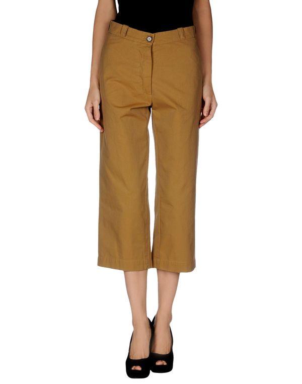 驼色 SEMI-COUTURE 裤装
